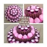 candy-bar-Fotos-Web-Tartas-de-chuches-tarta-chuches-rosa-y-marrón