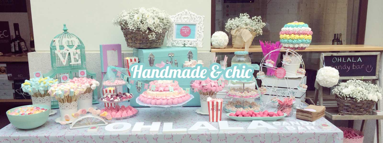 candy buffet ideas for baby shower